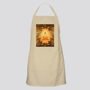 Buddha in the sunset Apron