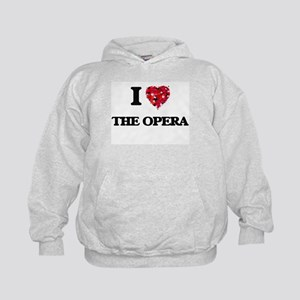 I love The Opera Kids Hoodie