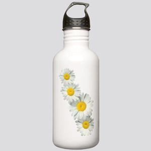Shasta Daisies Stainless Water Bottle 1.0L