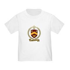 BELHUMEUR Family Crest T