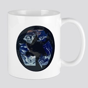 Recycle! (Earth versions) Mug