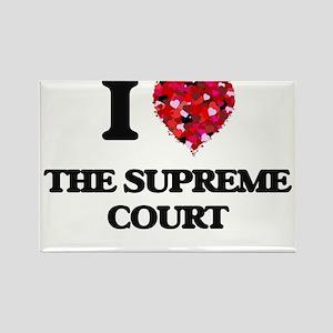 I love The Supreme Court Magnets