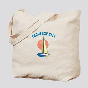 Traverse City Tote Bag