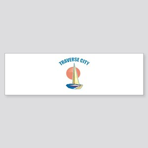 Traverse City Bumper Sticker