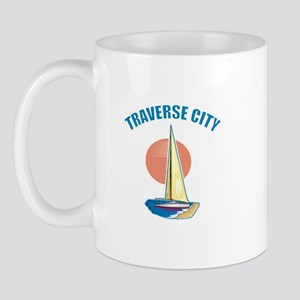 Traverse City Mug