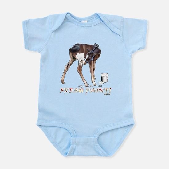 Fresh Paint Infant Bodysuit