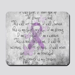 The Fight Mousepad