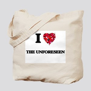 I love The Unforeseen Tote Bag