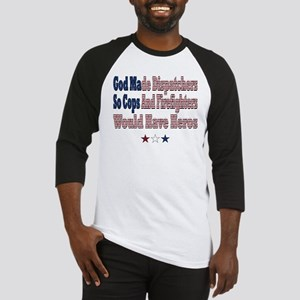 Hero Dispatchers Baseball Jersey