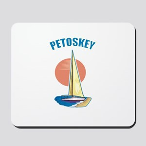 Petoskey, Michigan Mousepad