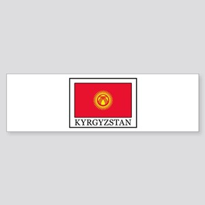 Kyrgyzstan Bumper Sticker