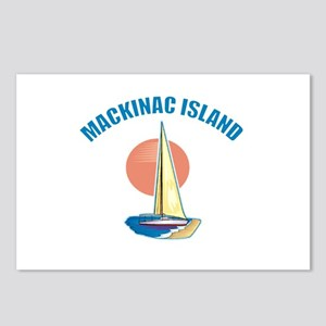 Mackinac Island Postcards (Package of 8)