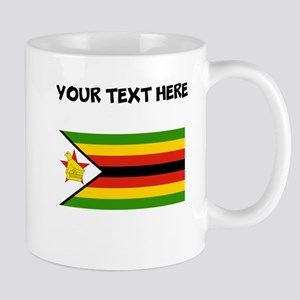 Custom Zimbabwe Flag Mugs