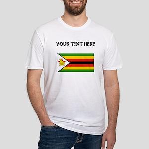 Custom Zimbabwe Flag T-Shirt