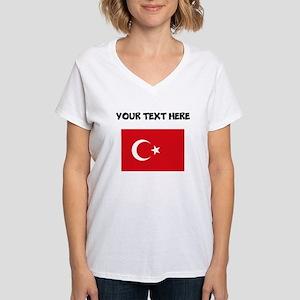 Custom Turkey Flag T-Shirt