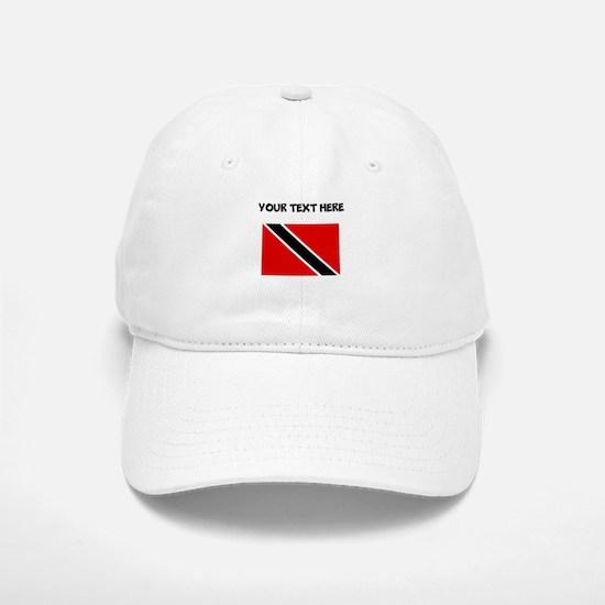 Custom Trinidad and Tobago Flag Baseball Baseball Baseball Cap