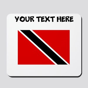 Custom Trinidad and Tobago Flag Mousepad