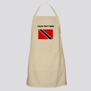 Custom Trinidad and Tobago Flag Apron