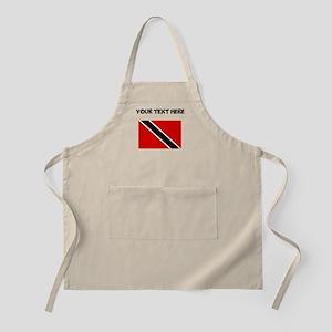 Custom Trinidad and Tobago Flag Apron