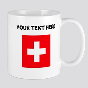 Custom Switzerland Flag Mugs