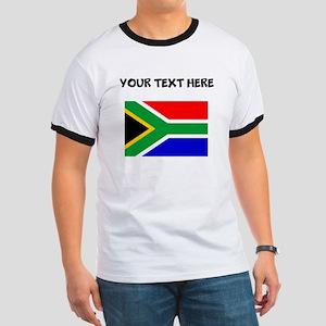 Custom South Africa Flag T-Shirt