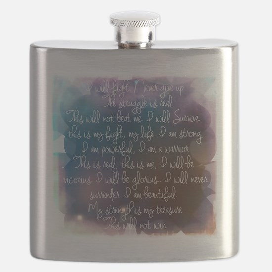 I am beautiful Flask