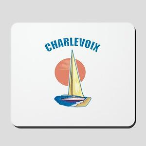 Charlevoix Mousepad