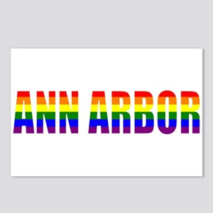 Ann Arbor Postcards (Package of 8)