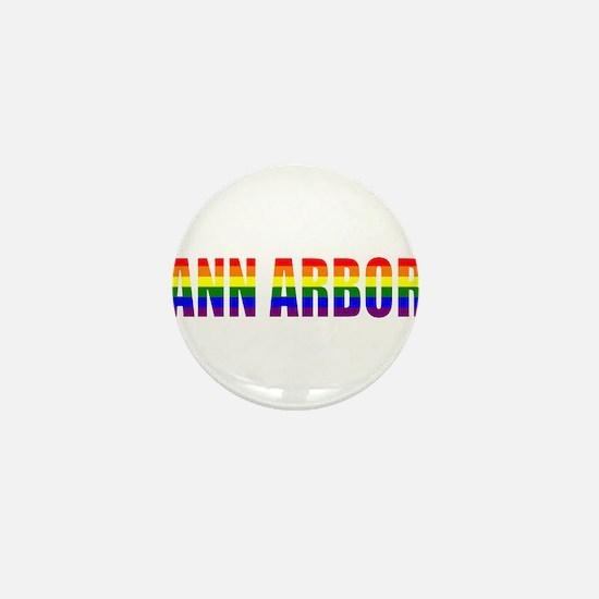 Ann Arbor Mini Button