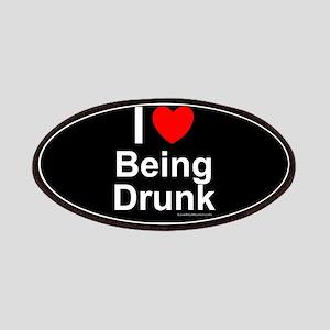 Being Drunk Patch