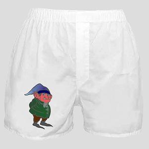 gnome dwarf Boxer Shorts