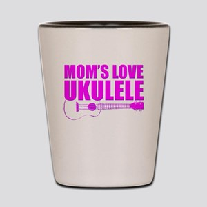 Mother's Day Ukulele Shot Glass