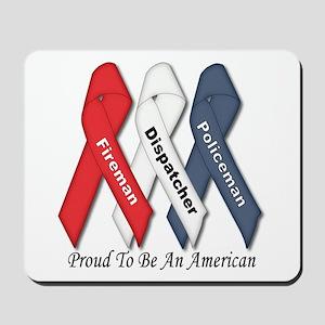 Proud American Mousepad