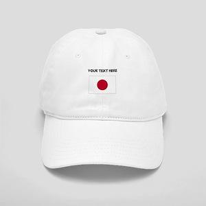 Custom Japan Flag Baseball Cap