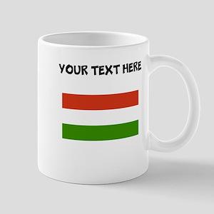 Custom Hungary Flag Mugs