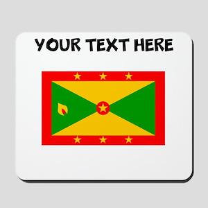 Custom Grenada Flag Mousepad