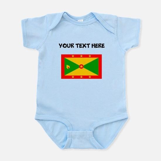 Custom Grenada Flag Body Suit