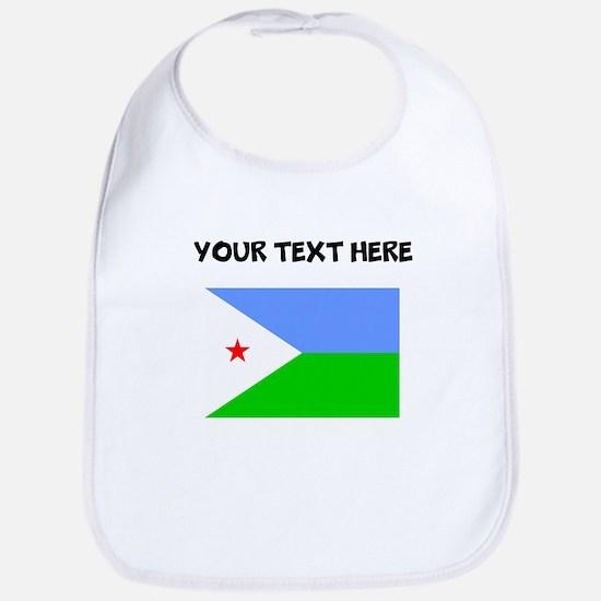 Custom Djibouti Flag Bib