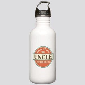 Uncle Fathers Day Stainless Water Bottle 1.0L
