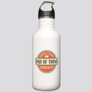 Dad Of Twins Stainless Water Bottle 1.0L