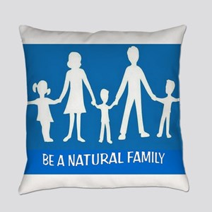 FAMILY FLAG Everyday Pillow