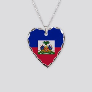 Flag of Haiti Necklace