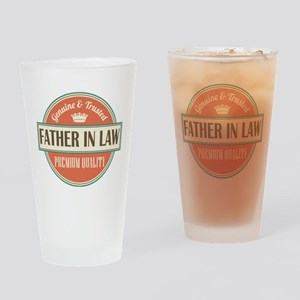 Father In Law Drinking Glass
