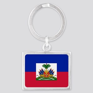 Flag of Haiti Keychains