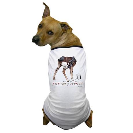 Fresh Paint Dog T-Shirt