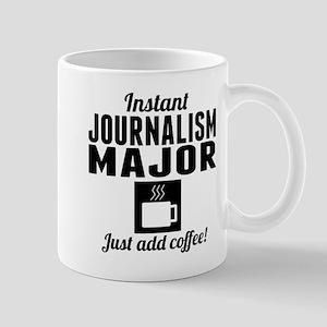 Instant Journalism Major Mugs