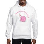 Mommy BB (Pink) Hooded Sweatshirt