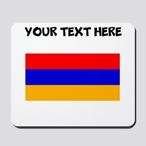 Custom Armenia Flag Mousepad