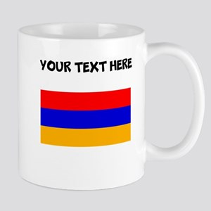 Custom Armenia Flag Mugs