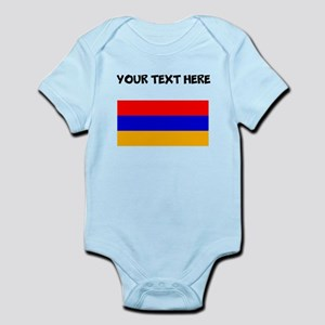 Custom Armenia Flag Body Suit